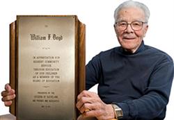 Mr. William F. Boyd, Sr. – 1995