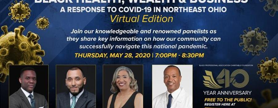 Read more about the article BLACK HEALTH, WEALTH & BUSINESS: A Response to COVID-19
