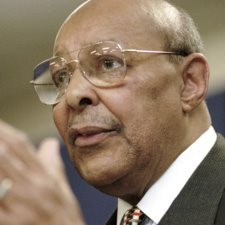 The Honorable Louis Stokes, Esq. – 1991